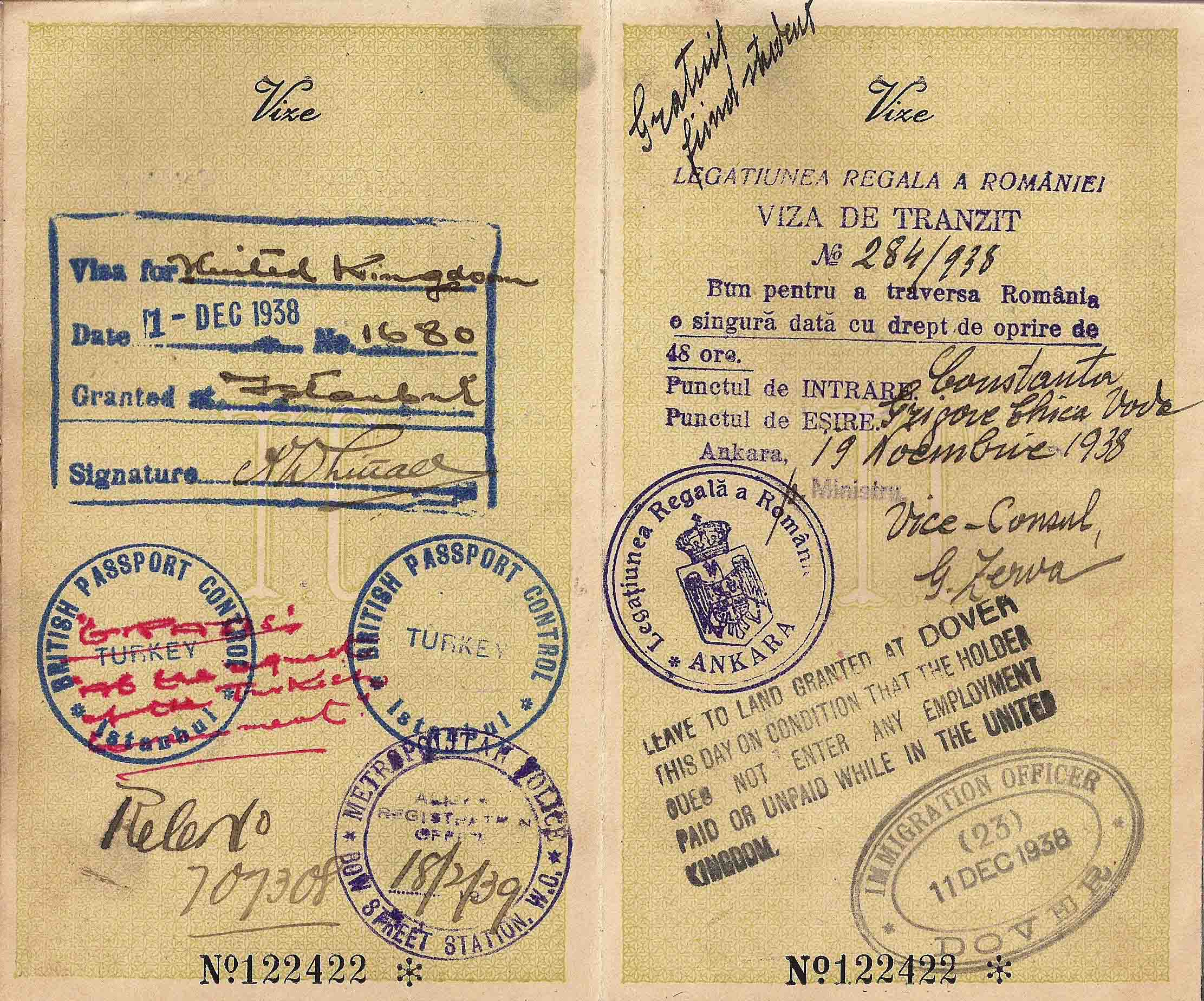 1938 Turkey