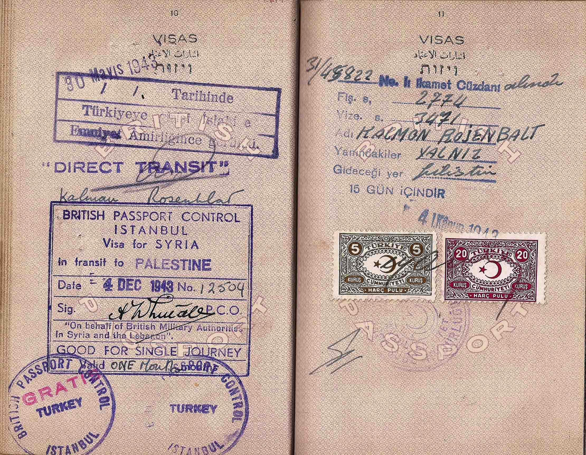 1943 Turkey