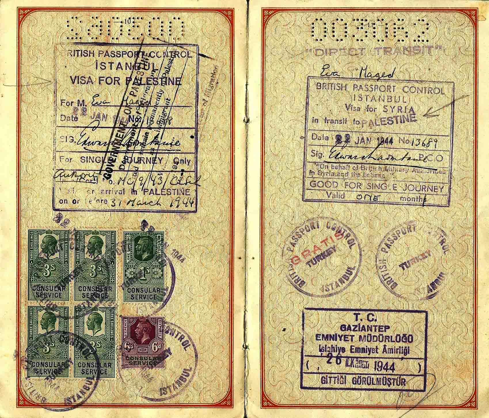 1944 Turkey