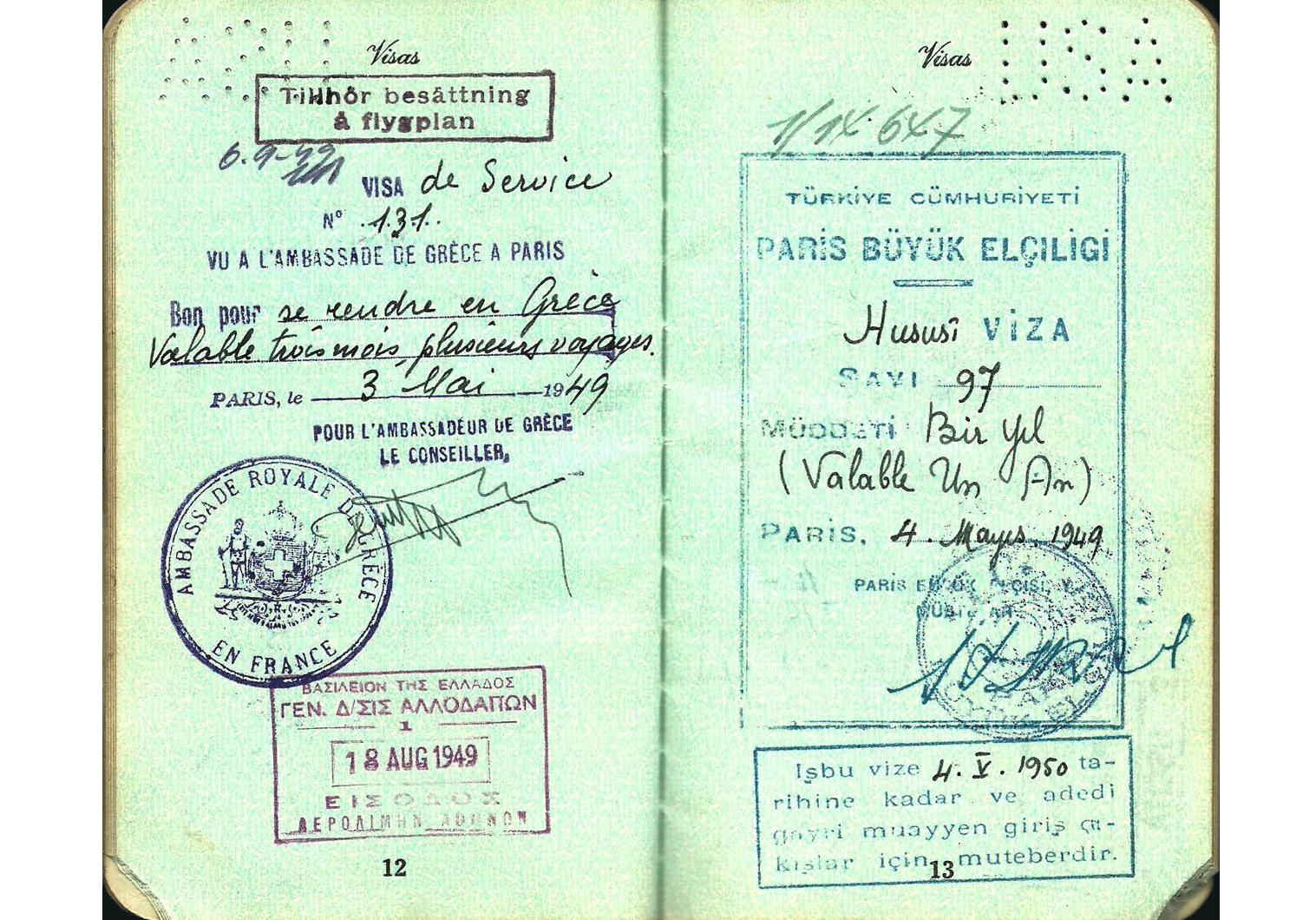 how to get a vatican passport