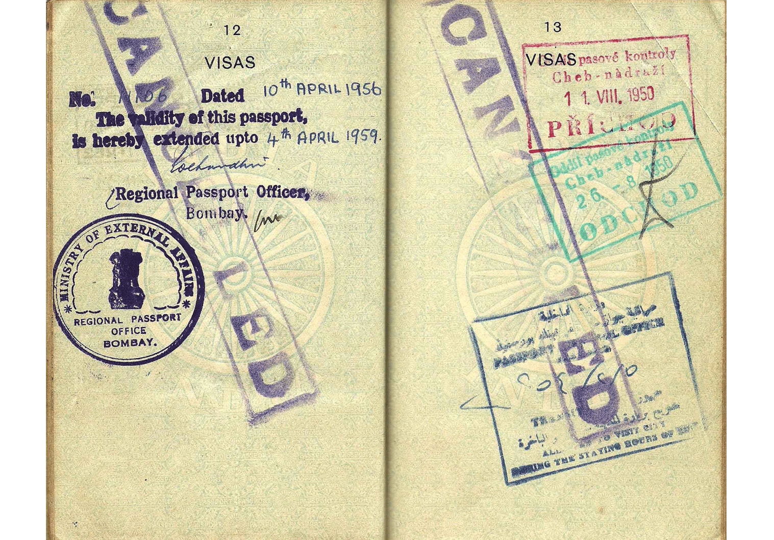 Indian passport