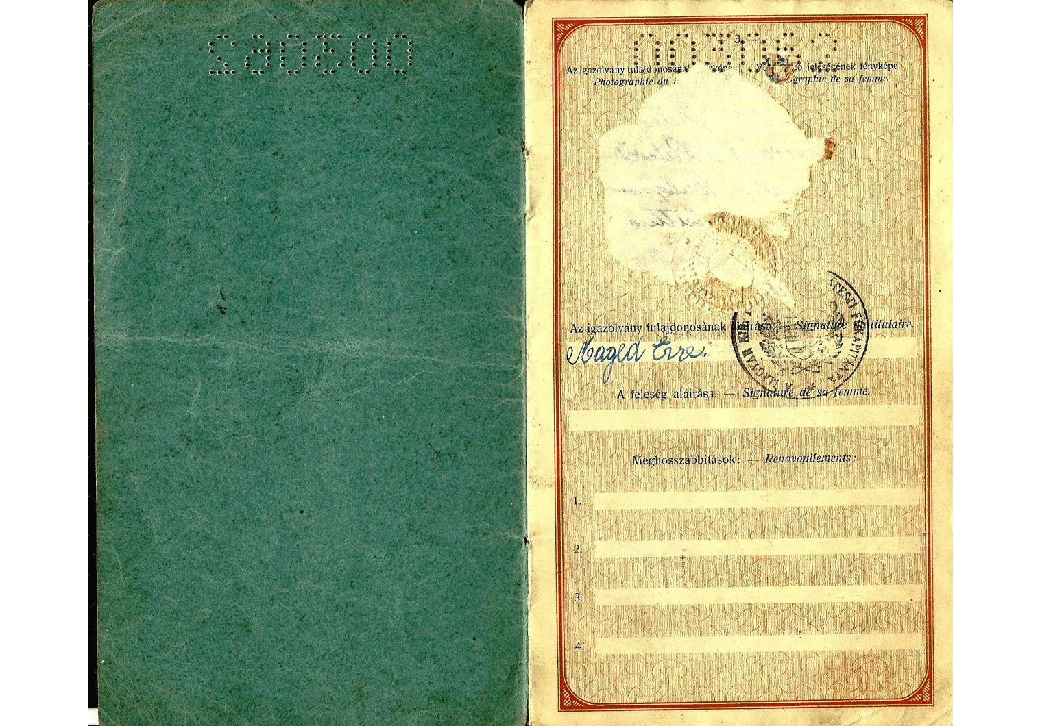 Hungary before 1944