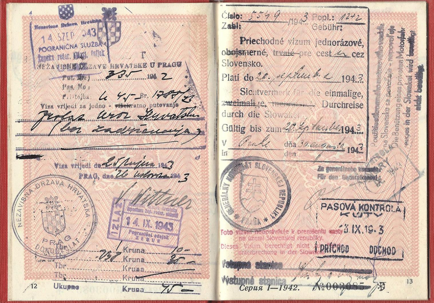 durchreise durch deutschland ohne visum