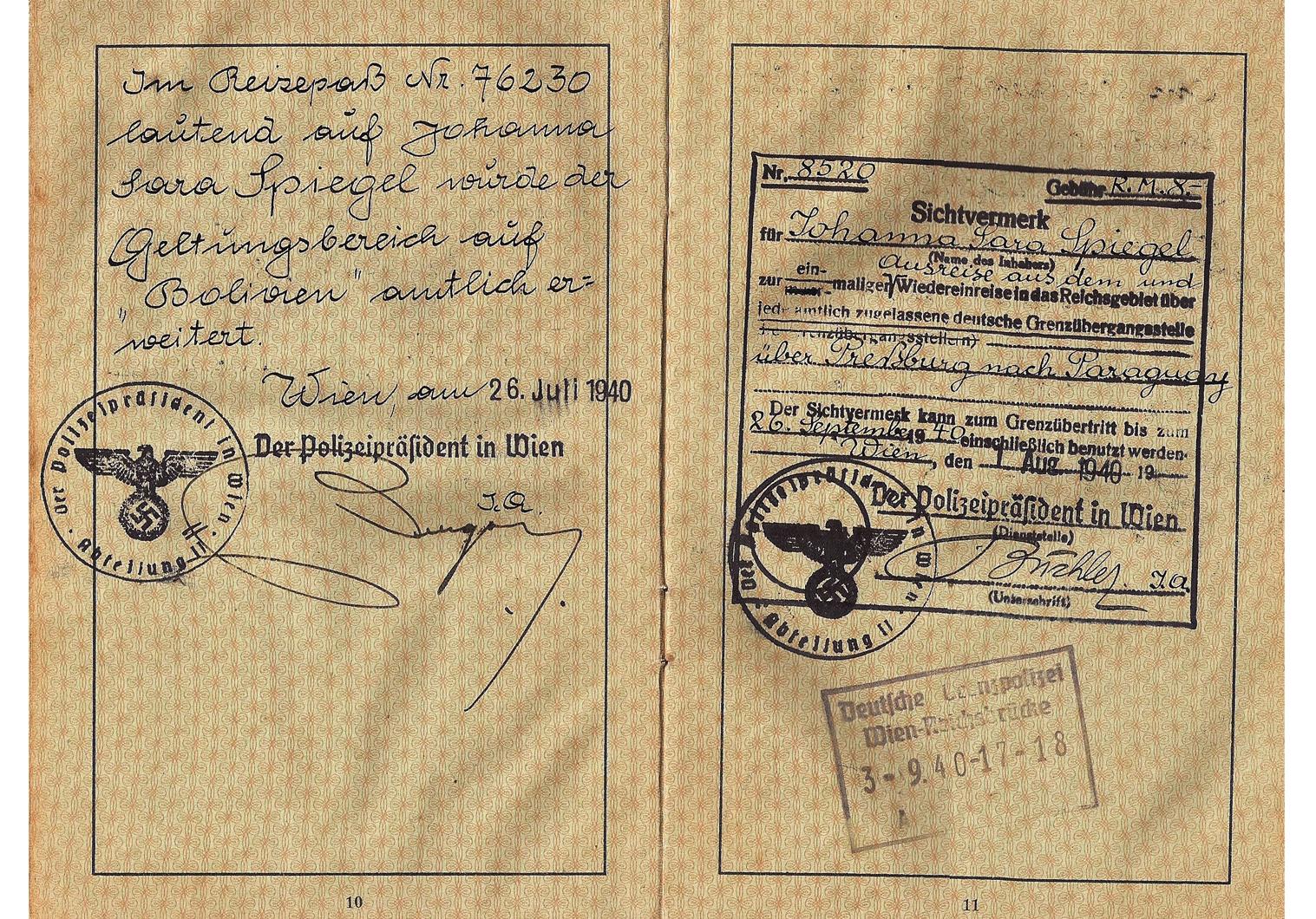 Adolf Eichmann SS staff