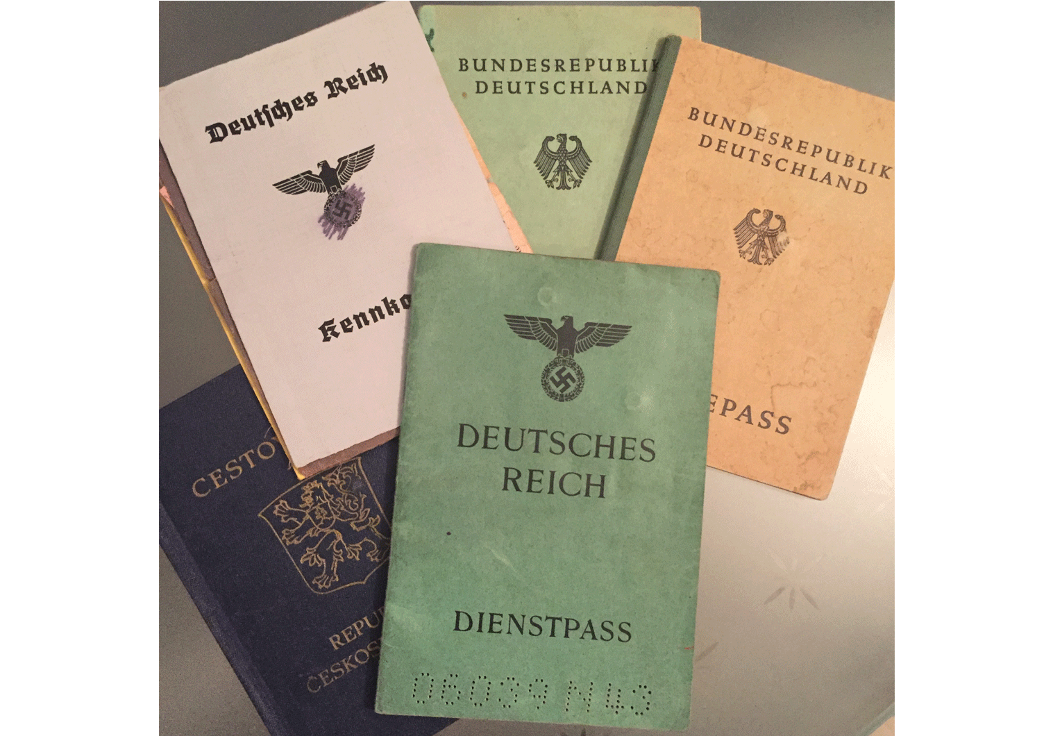 Why collect old passports? And what can we learn from them?